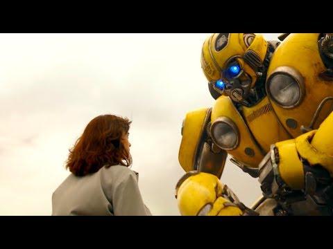 'Bumblebee' Official Trailer (2018) | Hailee Steinfeld, John Cena