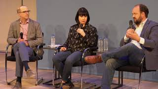 Opinion Live Presents:  An Evening With Ross Douthat, Michelle Goldberg and David Leonhardt