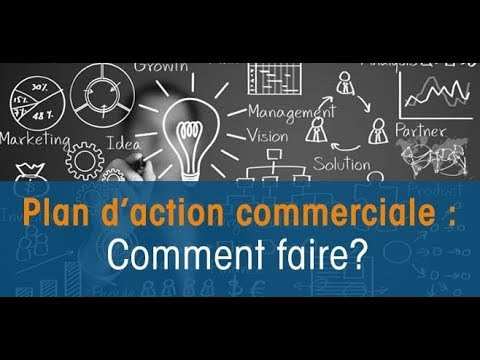 Cours Plan D Action Commercial Youtube