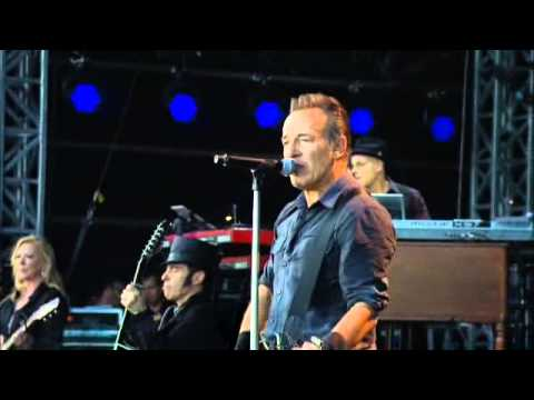 Bruce Springteen - Downbound Train (Wrecking Ball Tour London 2013)