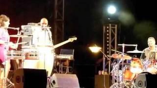 Sheila E. Live In Guadeloupe - Timbale Solo - IloJazz Festival 2011