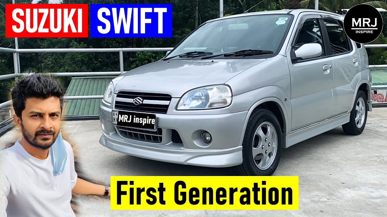 Suzuki Swift Jeep Model 2000-2006, Full review in sinhala, high Market vale and price by MRJ
