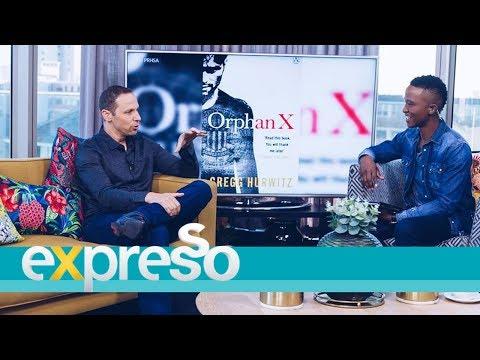 American author Gregg Hurwitz talks Orphan X