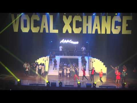 ITE Vocal XChange 2014 - Part 5 ITE Show Choir/Curtain Call