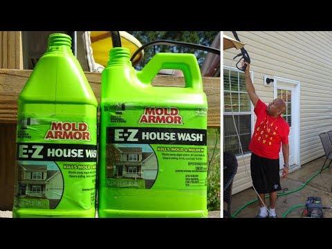 MOLD ARMOR Best No Scrubbing House Washer Cleaner Walmart Sam s