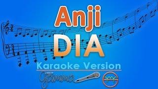 Anji - Dia (Karaoke Lirik Chord) by GMusic Mp3