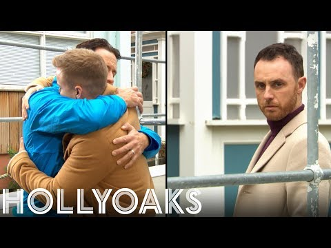 Hollyoaks: Harry is Back for James!