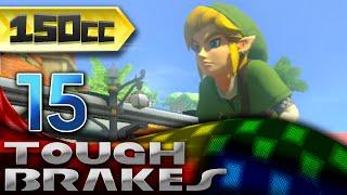 Mario Kart 8 - Tough Brakes LIVE! #15 | Bikes Still Suck