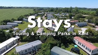 Camping & Touring Stays in Dover, Folkestone & Thanet at Keat Farm Holiday Parks, Kent