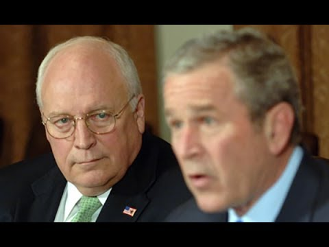Cheney dick iraq remarkable say war