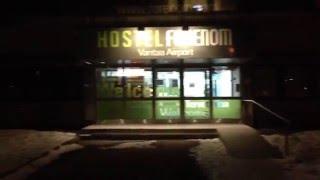 Хельсинки дорога в аэропорт, ночь в хостеле Forenom(На машине из Санкт-Петербурга в аэропорт Хельсинки, ночь в хостеле Forenom Vantaa airoport #Финляндия Ставим лайки,..., 2016-03-20T10:58:17.000Z)