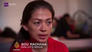 វីដេអូឃាតកម្មលើបណ្ឌិតកែមឡី Aljazeera TV (Video of Dr. Kem Ley' Murder)