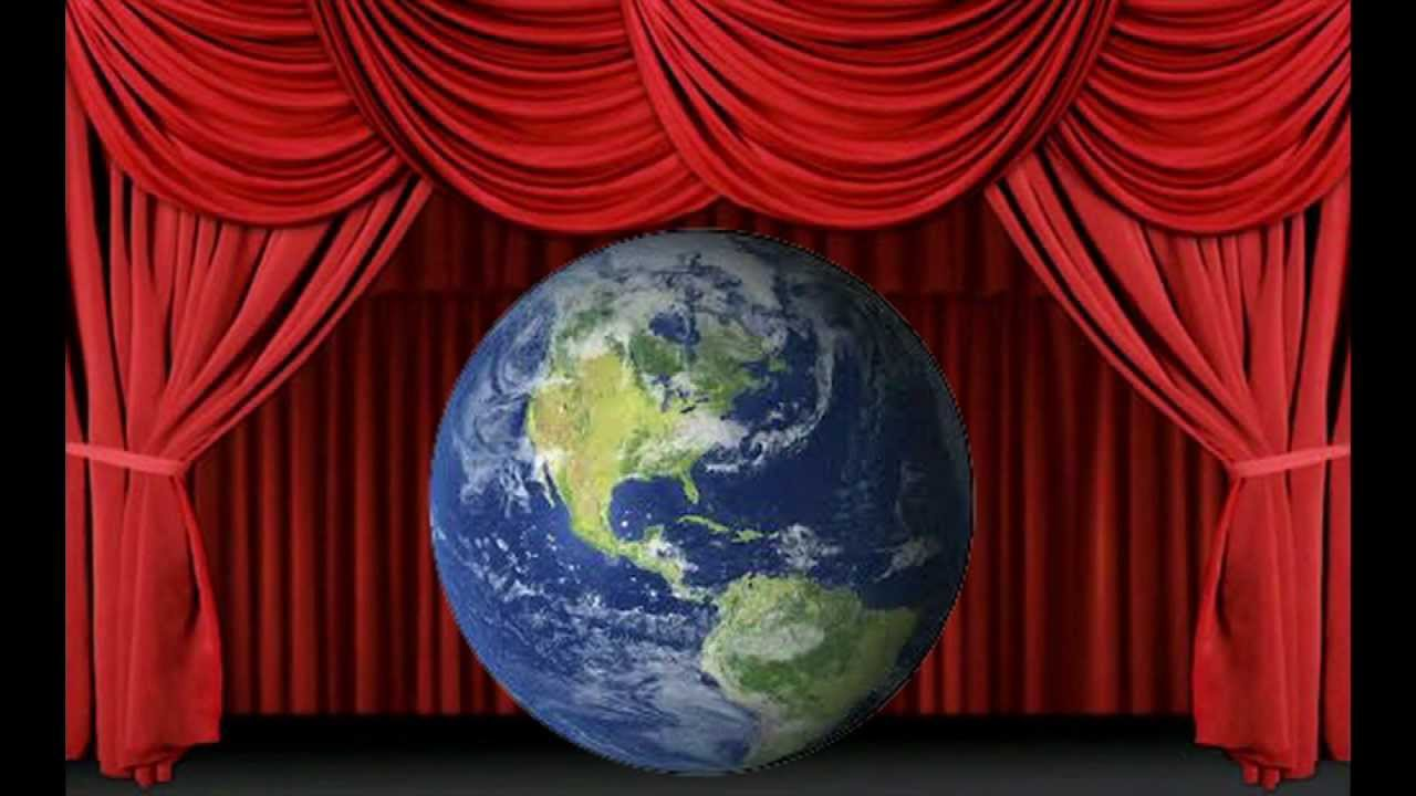 Image result for all the world's a stage