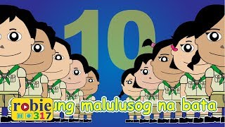 Sampung Malulusog Na Bata Animated (Awiting Pambata)