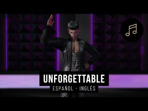 Unforgettable - French Montana ft.  Swae Lee | Letra en Español e Inglés