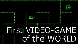 First VIDEO-GAME of the WORLD