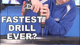 Super Fast Drill and Rivet Tool from Metabo thumbnail