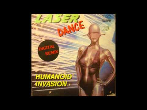Laserdance - Humanoid Invasion (Fan Cover) :)