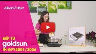Bếp từ Goldsun IH-GFY2001/2006