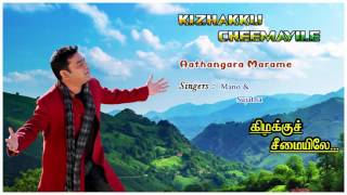 aathangara marame song kizhakku cheemayile movie songs vijayakumar radhika ar rahman