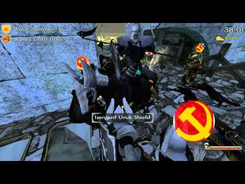 Thumbnail: Mount and Blade:Full Invasion 2 Mod- Lord of the Rings combined vs Isengard #2