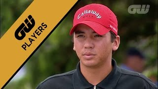 Flashback to World Number One Jason Day as an amateur