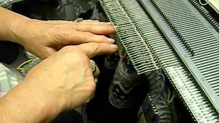 Machine Knit Round Yoke By Carole Wurst