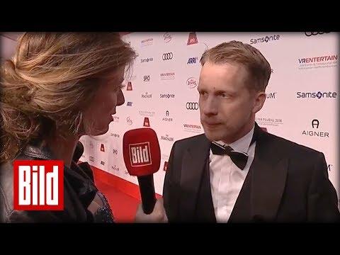 45. Deutscher Filmball – Der rote Teppich live bei BILD