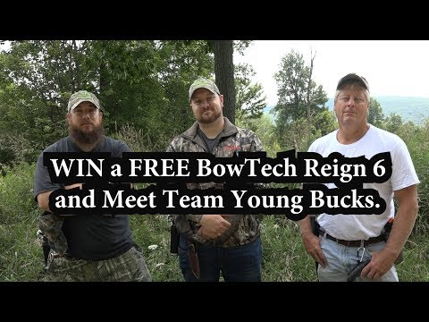 Win a BowTech Reign 6 and also Meet Team Young Bucks