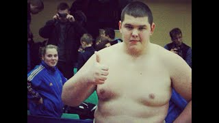 Top 5 best fights Sumo. #5 Сергей Соколовский