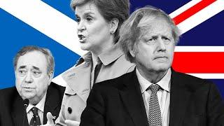 video: Nicola Sturgeon's hopes of SNP Holyrood majority on a knife edge