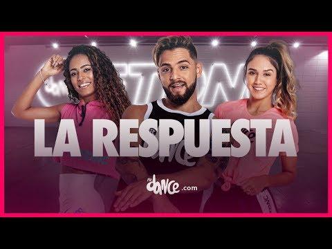 La Respuesta – Becky G, Maluma | FitDance TV (Coreografia Oficial)