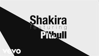 Shakira - Rabiosa (Official Lyric Video) ft. Pitbull