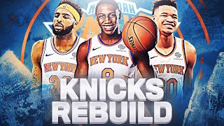 REBUILDING THE NEW YORK KNICKS | NBA 2K20 MY LEAGUE