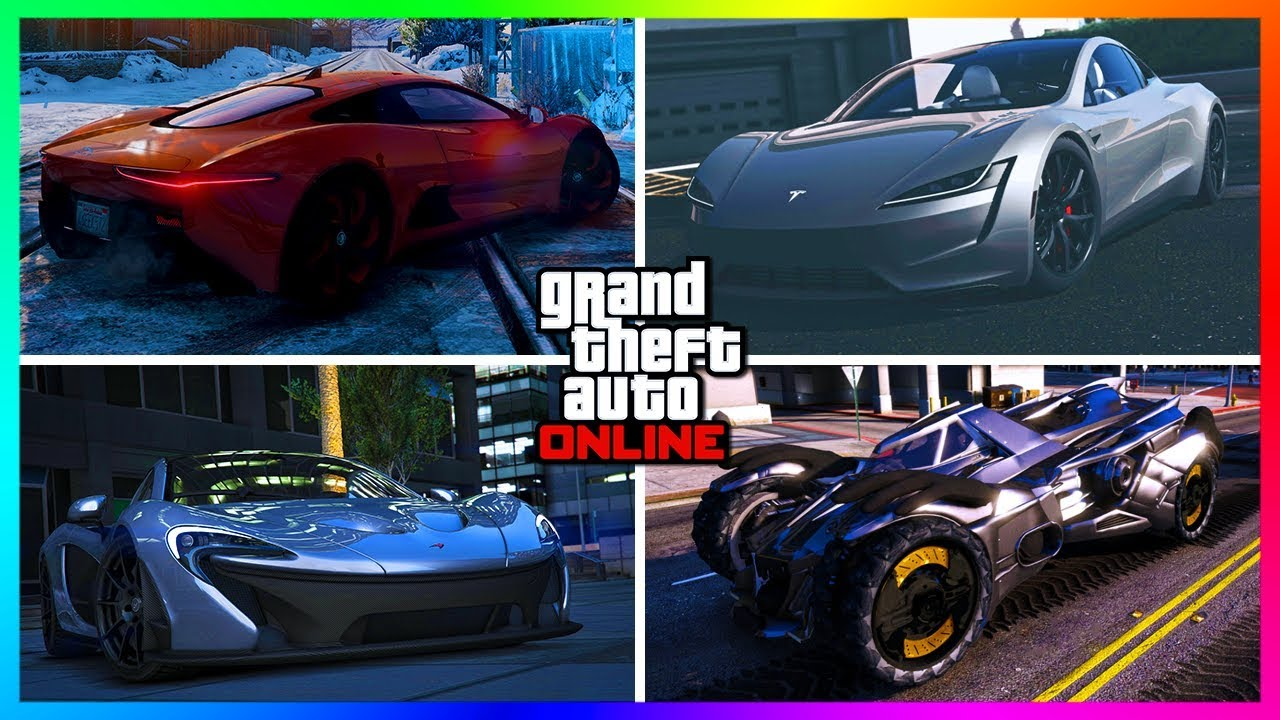 30+ Unique Vehicles With SPECIAL Abilities You MUST Own In GTA ...