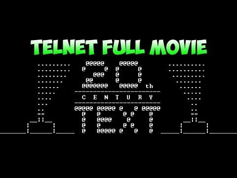 Telnet Towel.blinkenlights.nl Full Movie