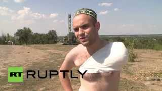 Russia: One-armed fighter committed to return to Ukraine