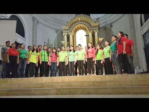 Malate Choir Christmas Carol 2014(Kumukutikutitap)