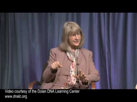 Full interview of Dr. Genie Scott at the Dolan DNA Learning Center: Segment 1