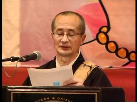 Lotus Sutra and Daily Life by Rev. Shokai Kanai
