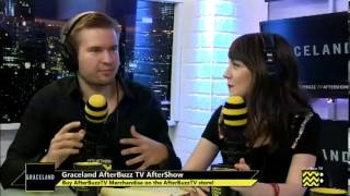 "Graceland After Show Season 1 Episode 11 ""Happy Endings"" 