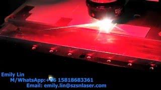 Precision ceramic laser cutting machine/laser cutter, ceramic PCB laser cutting/engraving machines
