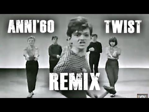 Anni 60 Twist Remix Mashup feat Pavone Celentano Morandi Little Tony Gaber - PastaGrooves01