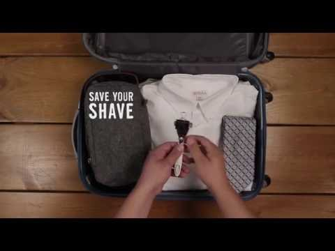 How to Protect Your Razor When Packing - Travel Hack from Best Western & AAA