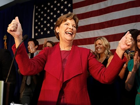 Shaheen Defeats Scott Brown to Keep Senate Seat