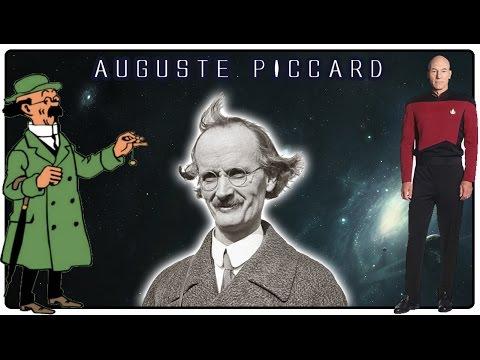 Flat earth: Auguste Piccard thumbnail