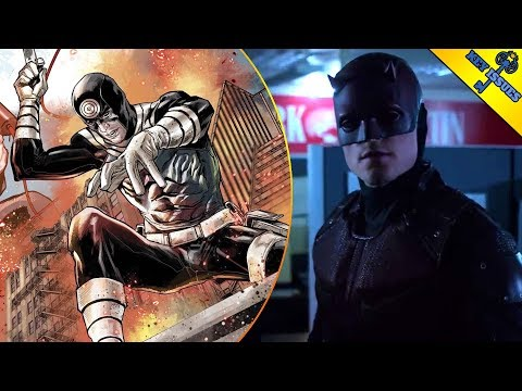 Comic Book Origins: Bullseye | Daredevil Season 3 Villain Explained