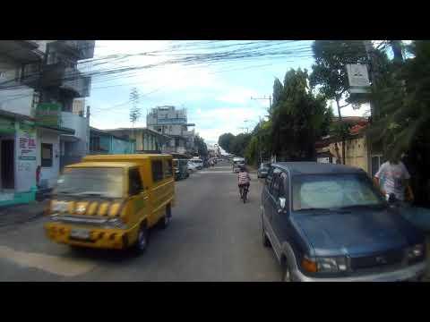 Going around Project 4, Quezon City