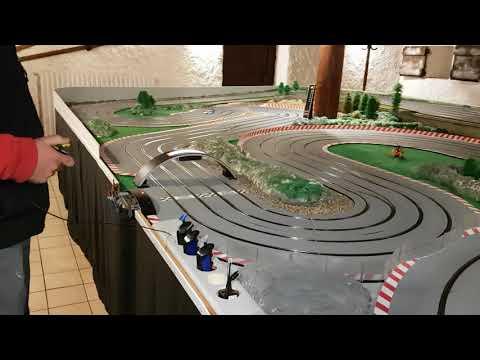 Circuit slot carrera 4 voies digital en isere ….