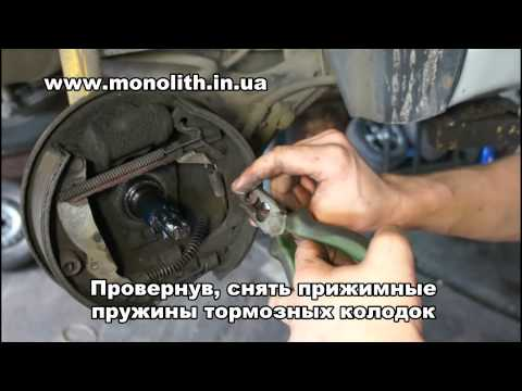 Замена тормозных колодок на Ford Focus 3 | Блог Адель Алексея
